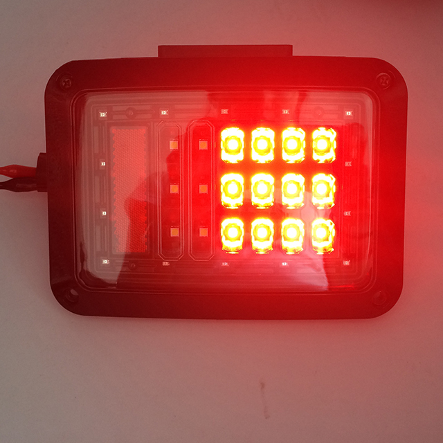Second Generation Led Tail Light for Jeep Wrangler JK