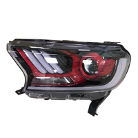LED HeadLight For Ford Ranger 2015+ T7 T8