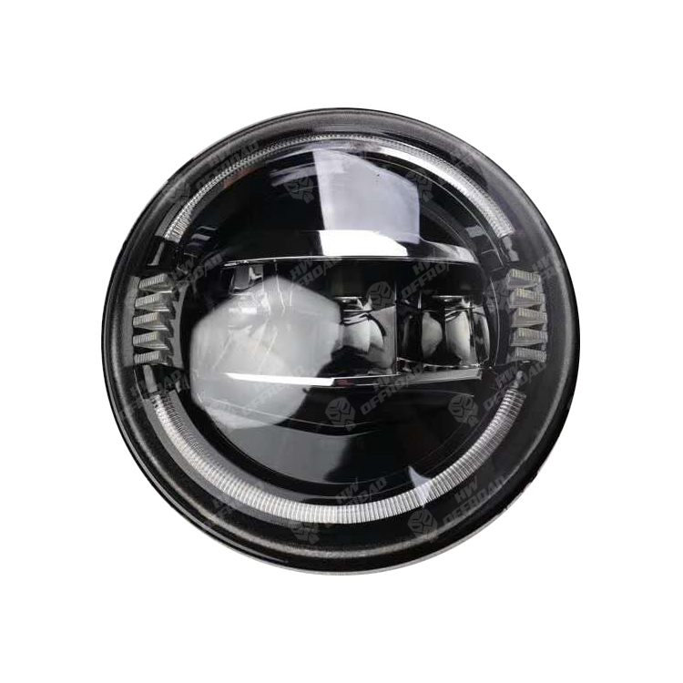 JL Design Headlight for Jeep Wrangler JK