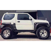 Fender Flares for Suzuki Jimny