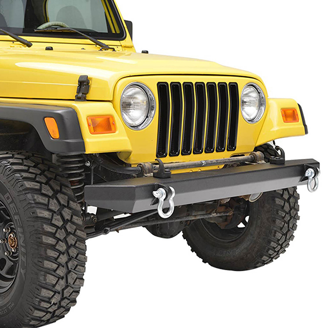 87-06 Jeep Wrangler YJ/TJ Classic Front Bumper for Jeep Wrangler TJ