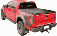 "Soft Trifold Truck Tonneau Cover for FORD F150 04-18 5.5""&6.5'' Bed"