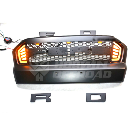 2016 New Ranger Grill With Led Abs With DRL