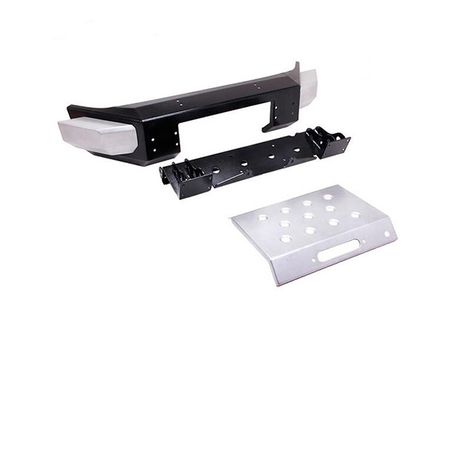 OEM FJ Crusier Front Bumper Guard for Toyota FJ Cruiser