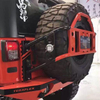 Spare Tire Carrier for Jeep Wrangler JK