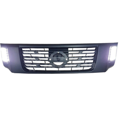 2015 Navara Np300 Grille With DRL