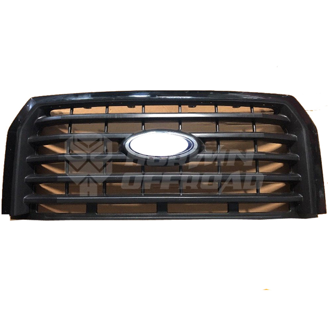 Glossy Black Grille C011