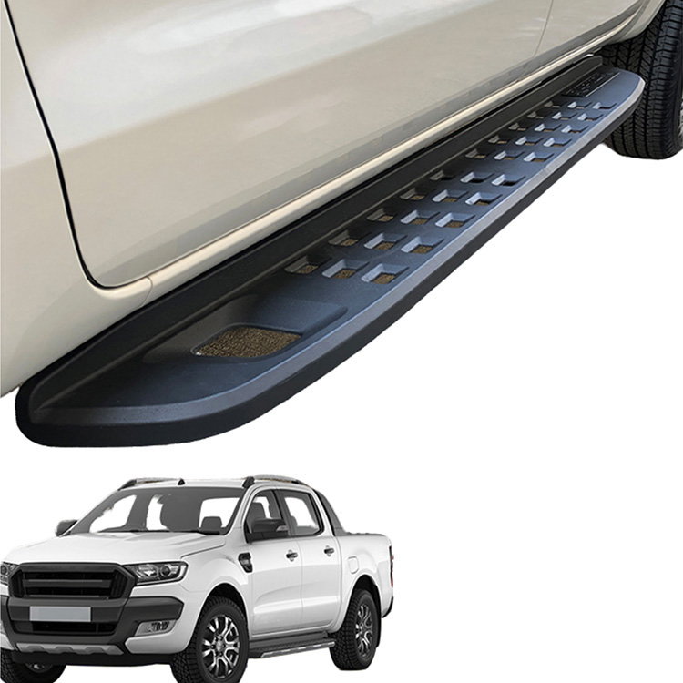 Side Step For Ford Ranger 2012+ T6 T7 T8 -Raptor Style