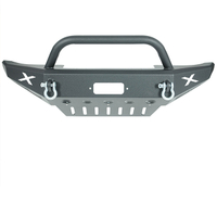 07-14 Toyota FJ Cruiser Front LED Winch Bumper for Toyota FJ Cruiser