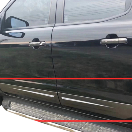 Body Guard Clading For Ford Ranger 2016+