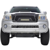 Cutout Black Stainless Steel Wire Mesh Grille for TACOMA 12-15