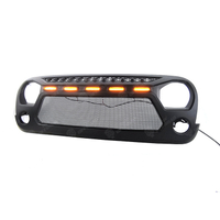 Black Grill for Jeep Wrangler JK