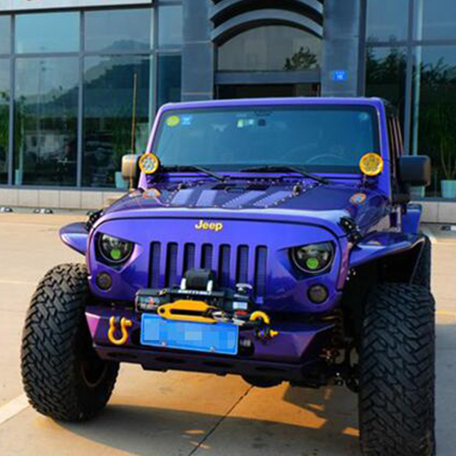 Transformer Grille for Jeep Wrangler JK