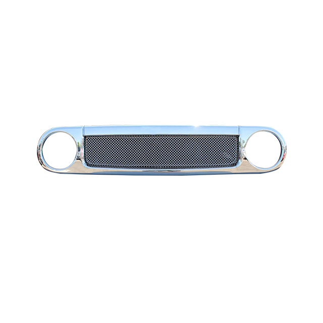 07-15 Toyota Fj Cruiser Stainless Steel Wire Mesh Packaged Grille Chrome for Toyota FJ Cruiser