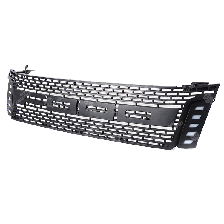 RANGER T6 GRILLE WITH LED BLACK/WHITE/RED
