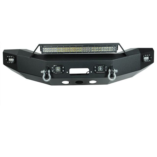 09-12 Dodge Ram 1500 Front Led Winch Bumper for Dodge Ram