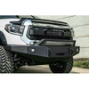 Front Bumper For Toyota Tundra 14+ with 2 Set Led Lights for Toyota Tundra