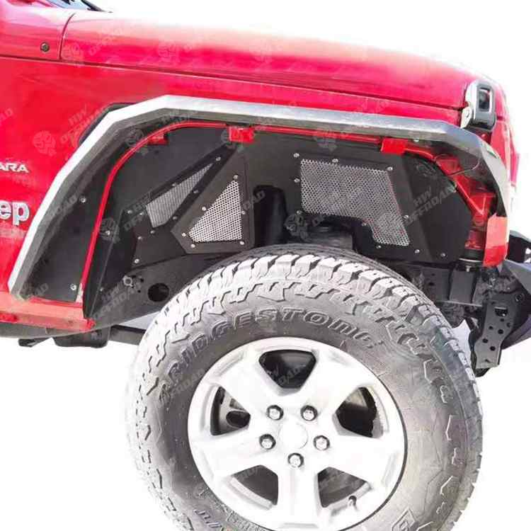 JL Fender Liner Front for Jeep Wrangler