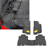 Jeep Wrangler JL Floor Mat for 4 Door 【TPE】