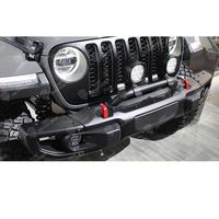 10th Anniversary Front Bumper with with U Bar for Jeep Wrangler JL