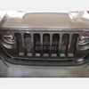Jeep Wrangler JL Hood Lock And Grill Insert