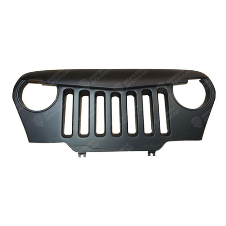 TJ Grille For Jeep Wrangler
